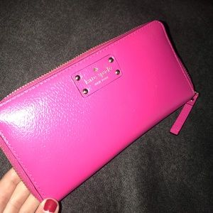Kate Spade Full Zip Wallet